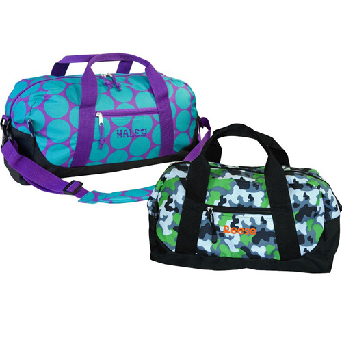 Duffel Bags <br>NEW!<br>(Ages 3+)