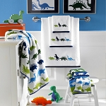 Bambini Dino Park Towel Collection