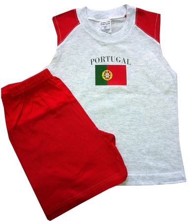 Portugal Short Set