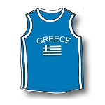 Greece Tank Top