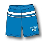 Greece Soccer Shorts