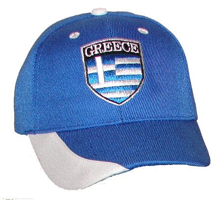 Greece Cap