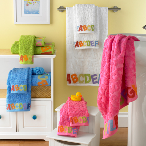 Plush Towel Sets
