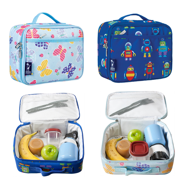 Lunch Boxes<br>NEW!<br>(Ages 3+)