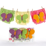 Butterfly Bloomers For Fluttering Bums