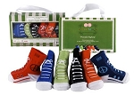 Peaceful Hightop Socks for Infants