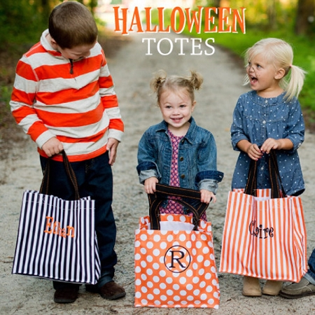 Halloween Bags and Totes