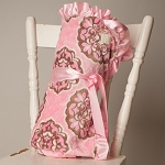 Mar Bella Reversible Ruffle Blanket