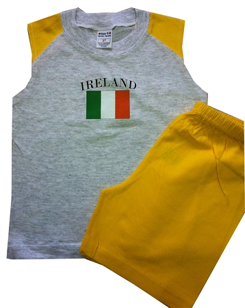Ireland Short Set
