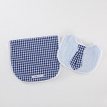 Little Man Bib Set