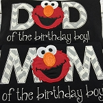 Elmo Family Bash