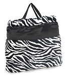 ZEBRA Napbags in Black