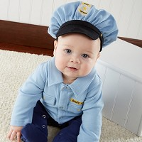 """Big Dreamzzz"" Baby Officer"
