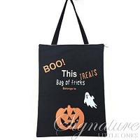 Halloween Bag<br>In Black<br>
