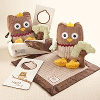 My Little Night Owl Five-Piece Baby Gift Set